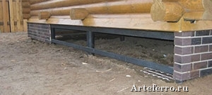 Возведение и ремонт фундаментов на проблемных грунтах