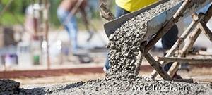 Использование бетона М200 в индивидуальном строительстве