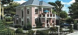 Прелесть элитных загородных домов