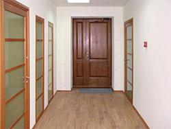 Пример установки дверей