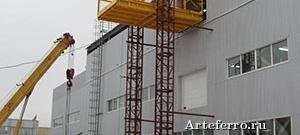 Гидромеханические конструкции в строительстве