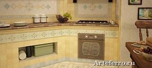 Как правильно выбрать керамическую плитку для кухни?