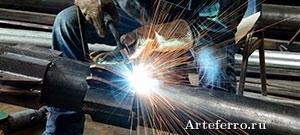 Применение сварочного оборудования в строительстве и промышленности