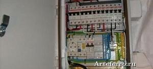 Правильная сборка электрощитов