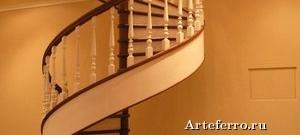 Винтовые лестницы: изящество и эффективная организация пространства