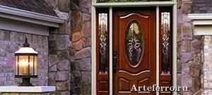 Входные двери Гардиан. Подробности монтажа