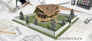 Двухэтажный загородный коттедж как удачное решение жилищного вопроса