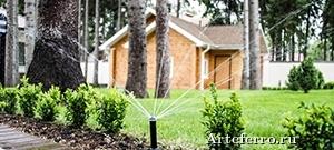 Системы для автополива, водоснабжения и канализации