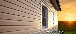 Фасадные навесные системы: варианты обустройства