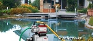 Насосные станции для водоснабжения
