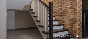 Где заказать и на чем сэкономить при отделке бетонных лестниц?