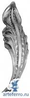 Лист кованый 45х190х4мм