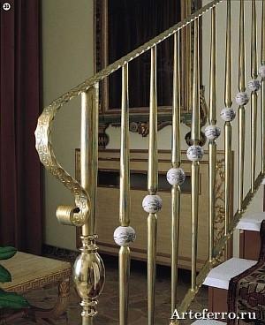 Ковка лестниц, ограждения лестниц