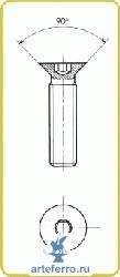 Соединители - Резьба М5x10 мм