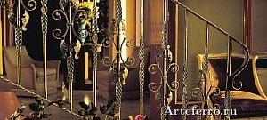Ковка - двери и лестницы