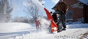 Снегоуборщики – а ты готов к зиме?