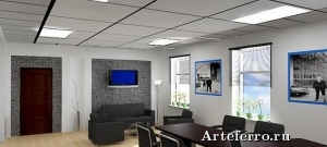 Выбор светильников для подвесного потолка